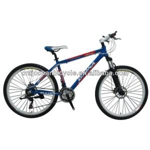2014 hot sale mountain bike with aluminum frame