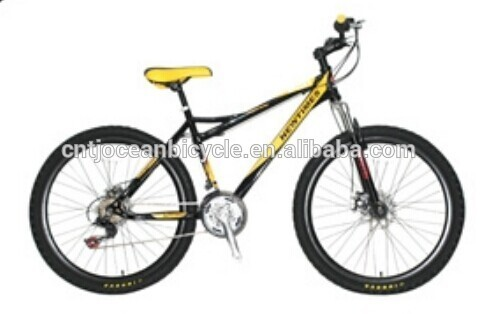 26 INCHES STEEL FRAME 18 SPEED Mountain Bike