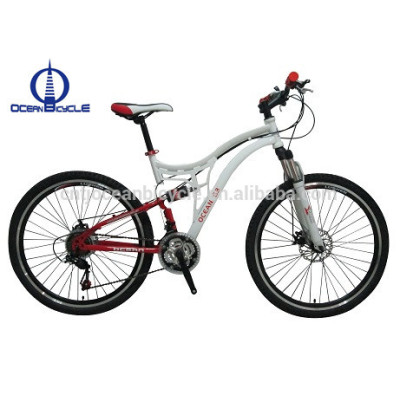 Tianjin High Quality 26 inch Suspension Mountain Bicycle OC-26020DS
