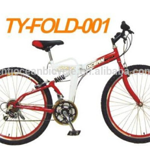 Folding Mountain Bike TY-FOLD-001