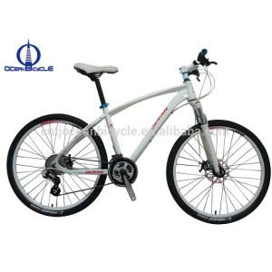 26er New Design Alloy Suspension Mountain Bike OC-26014DA