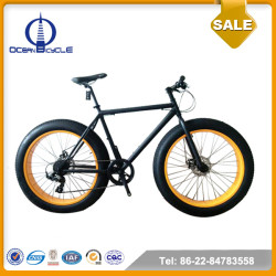 Fat Tyre steel frame snow bike