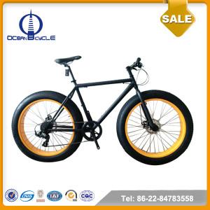 Fat Tyre steel frame snow bike