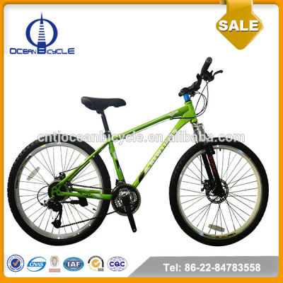 TOP quality Cheap 21 Speed Factory OEM Mountain Bicycle For Sales OC-26010DS