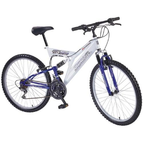 26 INCHES ALLOY FRAME FULL SUSPENSION MOUNTAIN BIKE