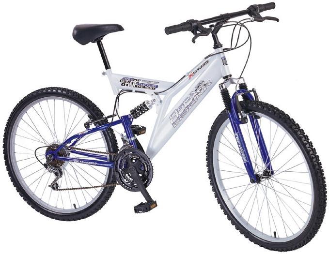 full suspension bike alloy