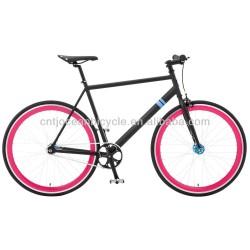 Tianjin EN Approval/Certificate Fix Gear Steel Bicycle Hot Sale