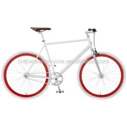 Tianjin Single Speed EN Approval/Certificate Fix Gear Steel Bicycle Hot Sale