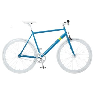 Fix Gear Single Speed Bicycle with EN Certificate