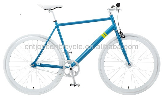 Fix Gear Single Speed Bicycle with EN Certificate
