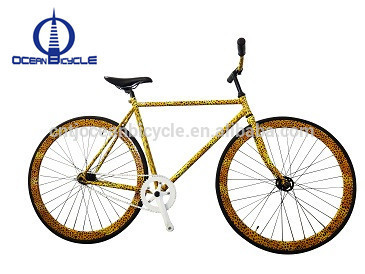 High quality fixed gear bicycles sport bikes for transportation