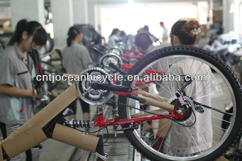 26 Steel Lady City bicycle TY-26-036