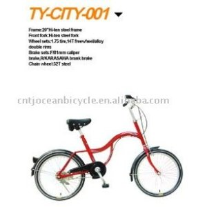 High quality city bike for sale.
