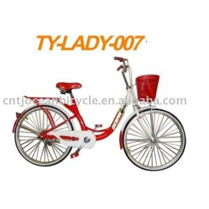 lady bicycle new model cycle city bike 20 cycles 2014 new style