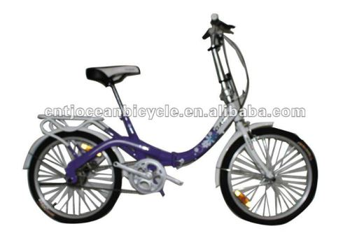 HOT SELLING 20 INCHES STEEL FRAME CHILDREN CITY BIKE