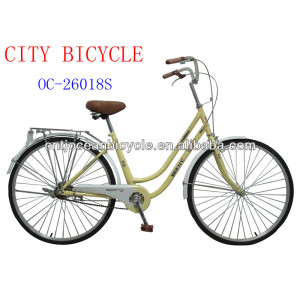 China Tianjin Facrory/ Produce Woman bicycle/Top Quality/OEM/Factory