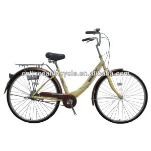 high quality 26 inch city bike for ladies OC-24019S
