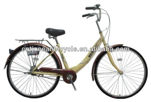 high quality 26 inch city bike for ladies OC-24019S