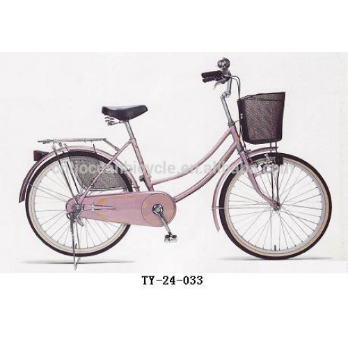 28 INCHES STEEL FRAME CITY BICYCLE