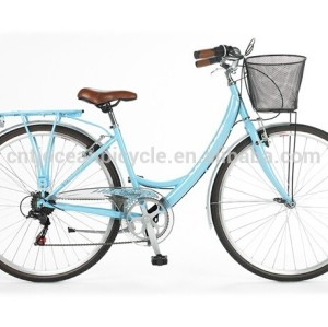 Popular 7 Speed City Bike OC-LADY-020-1