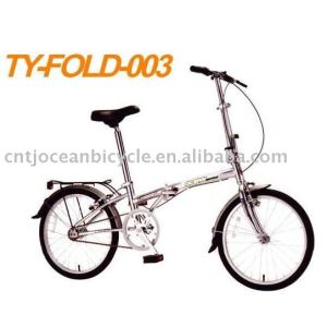 top quality and best price Tianjin folding bicycle