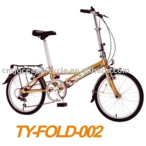 FOLDING BICYCLE TY-FOLD-002
