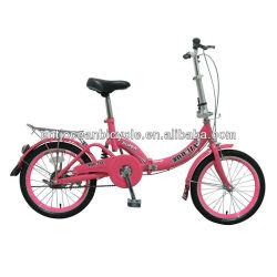 High quality tianjin folding bicycle OC-16003 on sale
