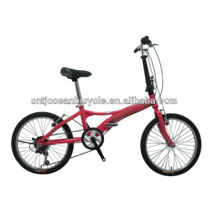 20# steel folding bike ON SALE