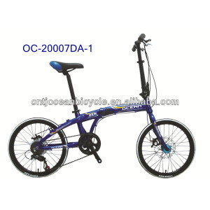 Tianjin Factory Produce Porket 20 Alloy 7 Speed Easy Cycling for Sale