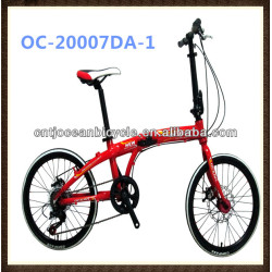 20 Alloy 7 Speed Folder Bicycle for Sale