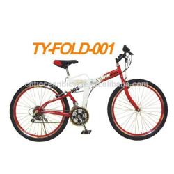 Folding Mountain Bike TY-FOLD-001