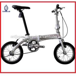 Tianjin Factory 14 Inch Folding Bicycle