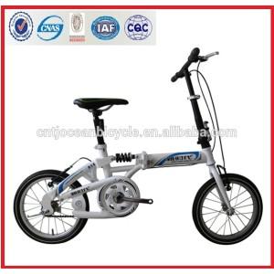Tianjin Factory 16 Inch Folder Bicycle