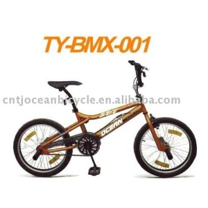 High quality BMX bicycle for sale.
