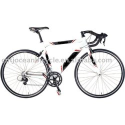 High quality aluminum racing bike for sae.