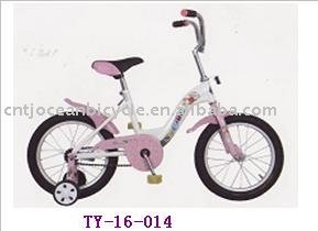 16 inches steel frame High quality children bike for sale.