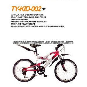 20 inches steel frame High quality children bicycle for sale.