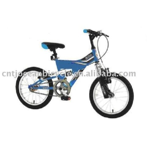 16 INCHES STEEL FRAME KID BIKE