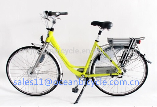 2014 New 700C Electronic Bike