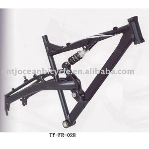 High quality mountain bicycle frame for sale.