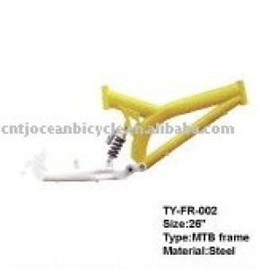Mountain Bike Steel Bicycle Frame