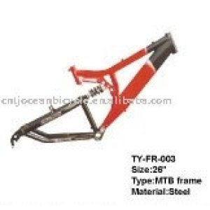 26er Mountain Bike Frame TY-FR-003