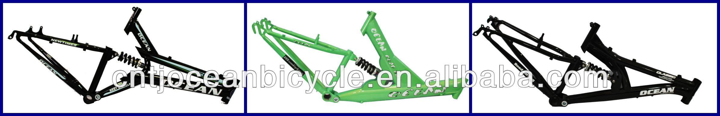 Tianjin Factory Produce Good Quality Steel MTB Frame On Sale