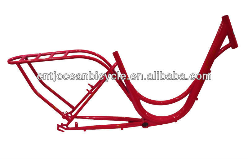 Steel City Bike/Lady Bike/Bicycle with Carrier Frames OC001