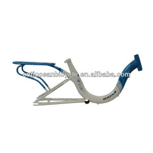 Steel City Bike/Lady Bike/Bicycle Frame/Bicycle Parts with Carrier Frames OC005
