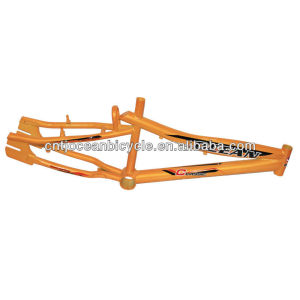 Hi-ten Steel Mountain Bike Frame/MTB Frame/Bicycle Parts Made in China OCY009