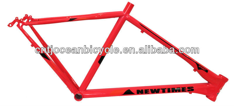 Steel Mountain Bike Frame/MTB Frame/Bicycle Parts Made in China OCY006
