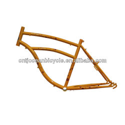 Cheap Steel Beach Cruiser Frames/Beach Bicycle Parts OC008