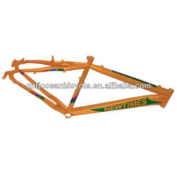 Hi-ten Steel Mountain Bike Frame/MTB Frame/Bicycle Parts Made in China OCY010