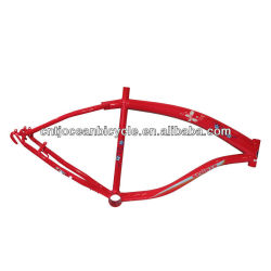 26 Beach Cruiser Bicycle Frames OC015